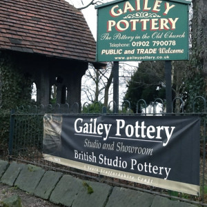 2can PVC Banner Gailey Pottery