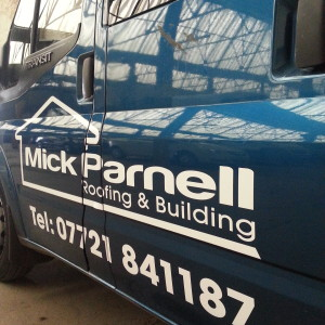 Mick Parnell truck