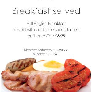 TPH Breakfast A2 poster