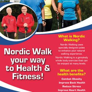 Brit Nordic Walking Leaflet 1