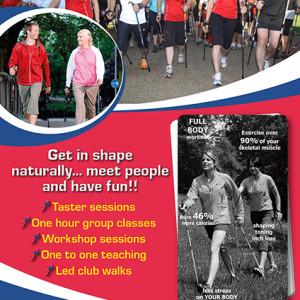 Brit Nordic Walking Leaflet 2