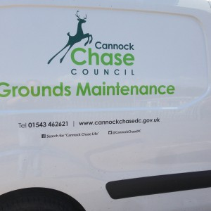 Cannock Council_Berlingo Van